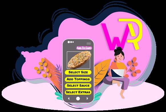 Website Design Restaurant WebAppRestaurant Online Ordering