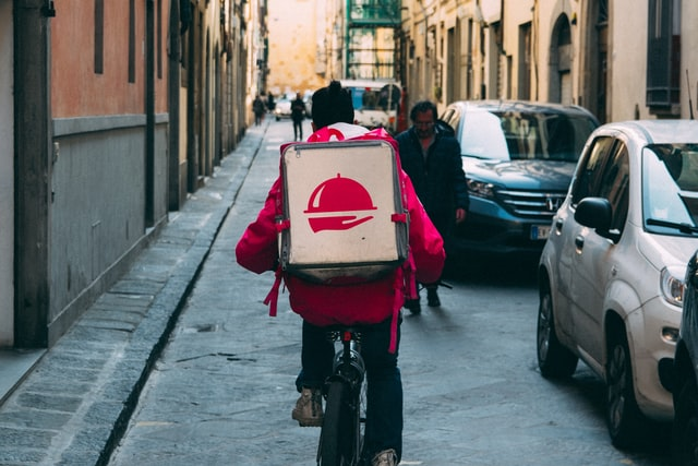 Food Delivery by virtual restaurant
