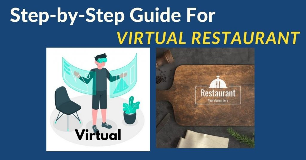 restaurant website virtual restaurant
